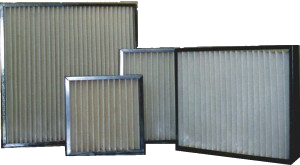 Washable Panel Filter